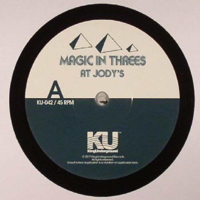 MAGIC IN THREES - At Jody's