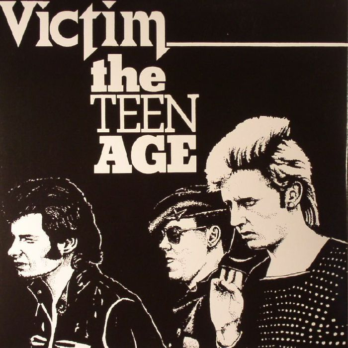 VICTIM - The Teen Age (reissue)