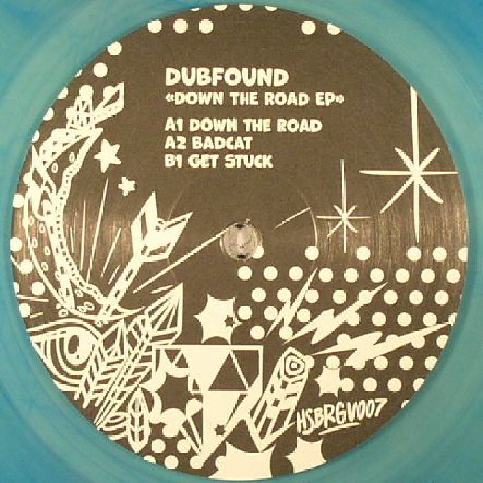 DUBFOUND - Down The Road EP