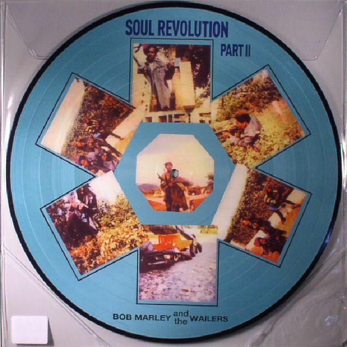 MARLEY, Bob & THE WAILERS - Soul Revolution Part 2 (reissue)