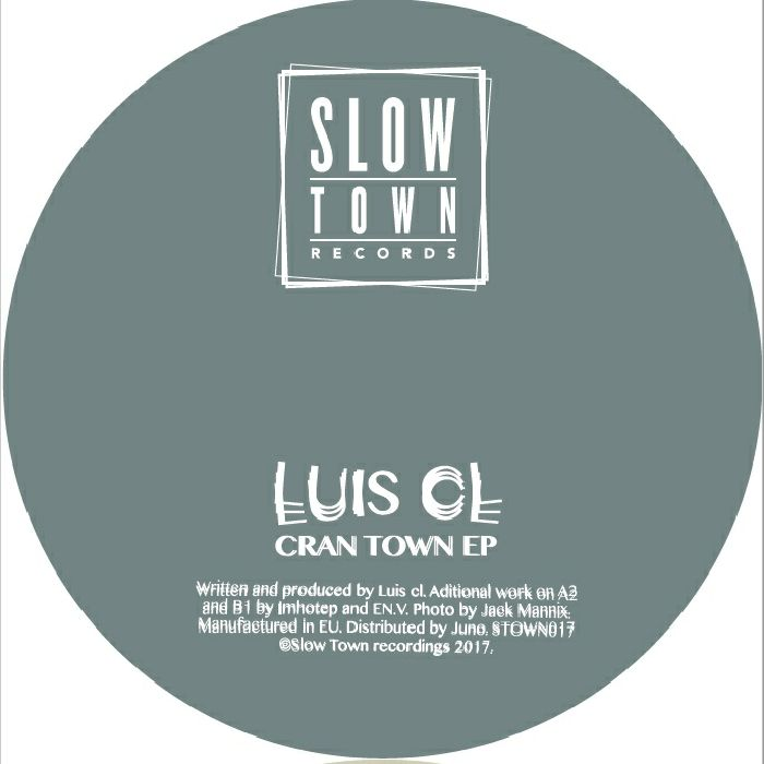 CL, Luis - Cran Town EP