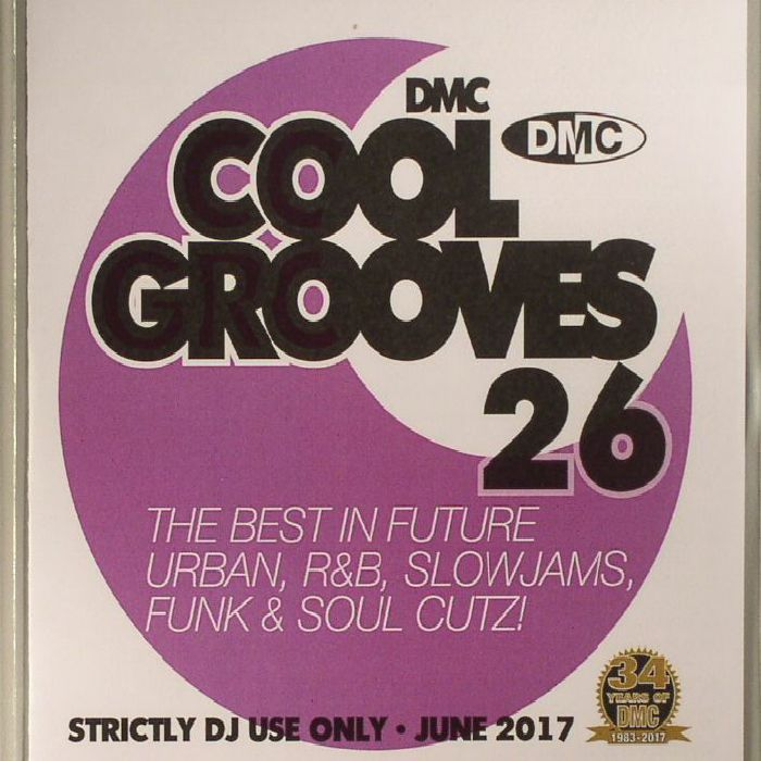 VARIOUS - Cool Grooves 26: The Best In Future Urban, R&B, Slowjams, Funk & Soul Cutz! (Strictly DJ Only)