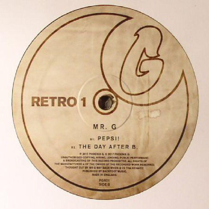 MR G - Retro 1