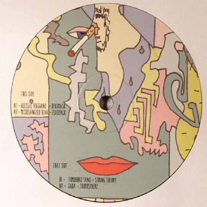 VIGGIANO, Alessio/MICHELANGELO RIVA/TOMOHIRO YANO/JADA - Binaural Artists 1