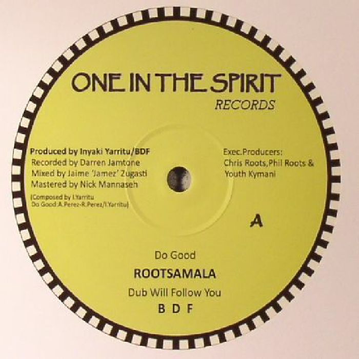 ROOTSAMALA/BDF/AKATZ HORNS - Do Good