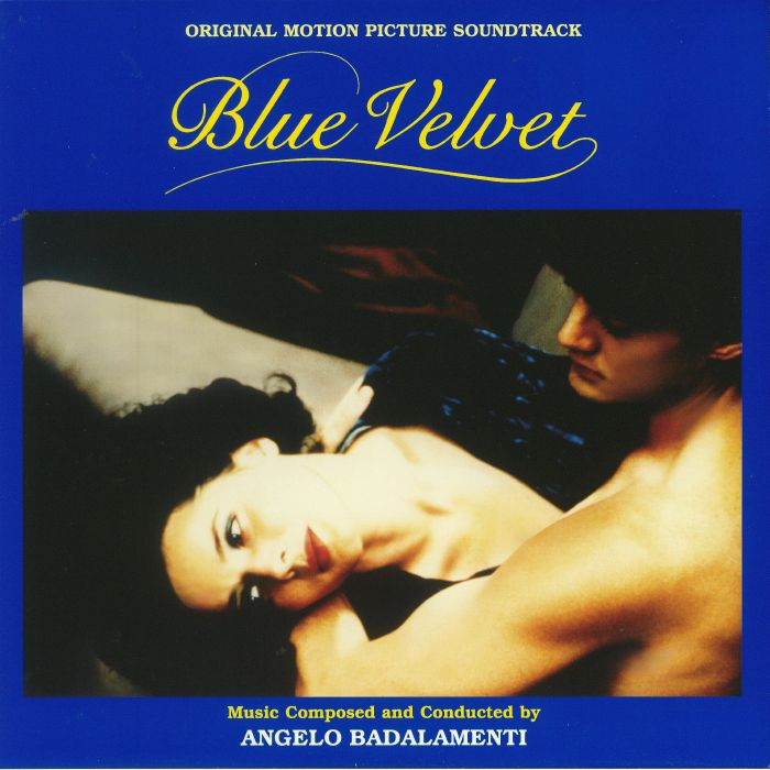 BADALAMENTI, Angelo - Blue Velvet (Soundtrack)