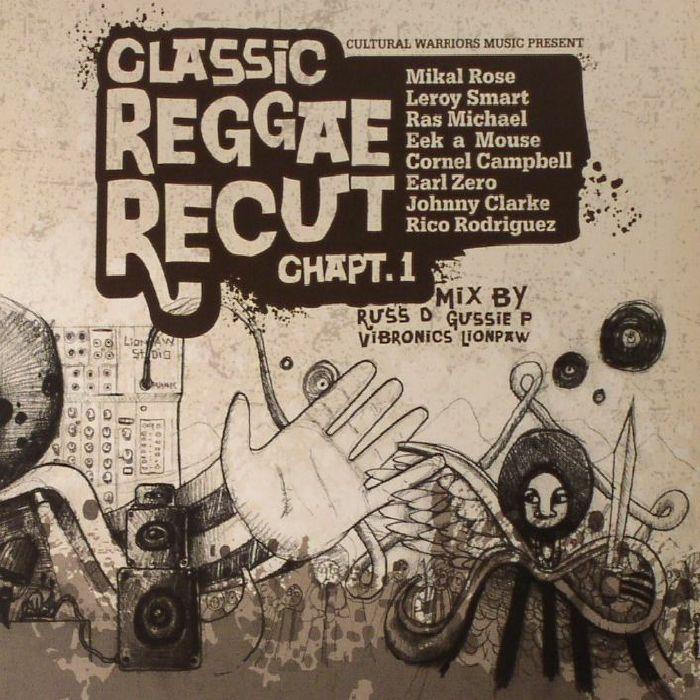 VARIOUS Classic Reggae Recut Chapter 1 Vinyl At Juno Records