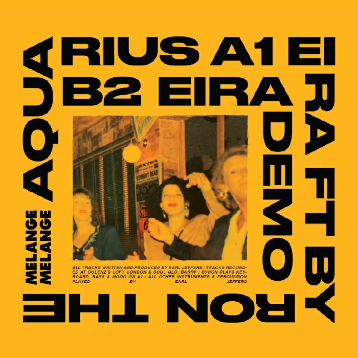JEFFERS, Earl feat BYRON THE AQUARIUS - Eira