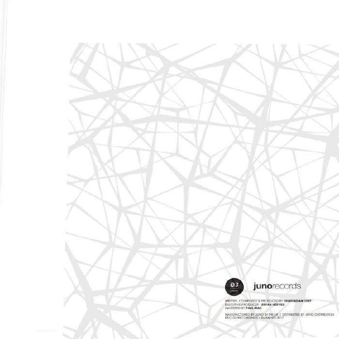 TRINIDADIAN DEEP - Organic Frequencies EP