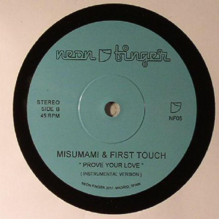 MISUMAMI/FIRST TOUCH - Prove Your Love
