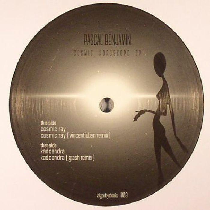 BENJAMIN, Pascal - Cosmic Horoscope EP