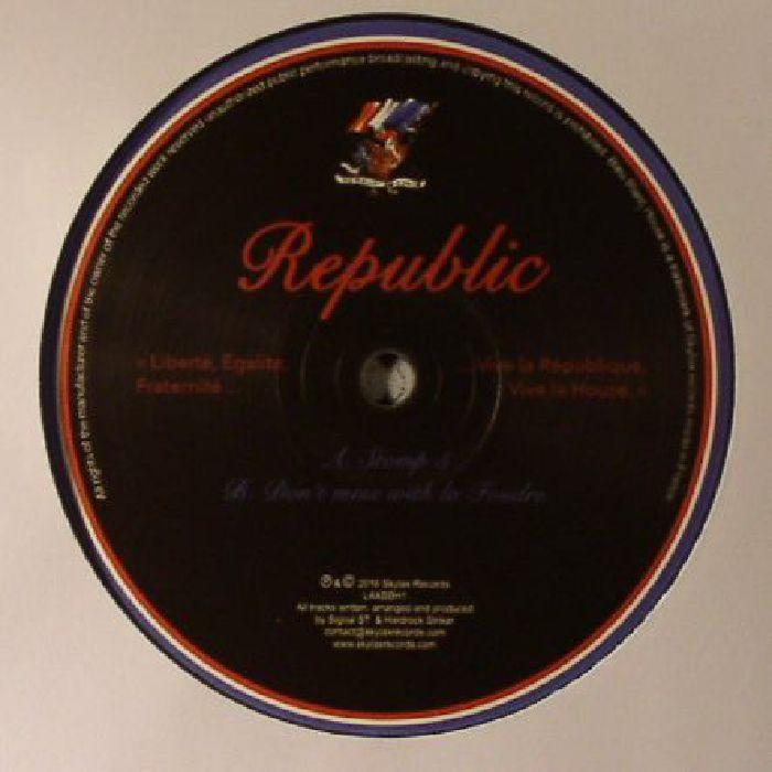 BLEU BLANC HOUSE - Republic