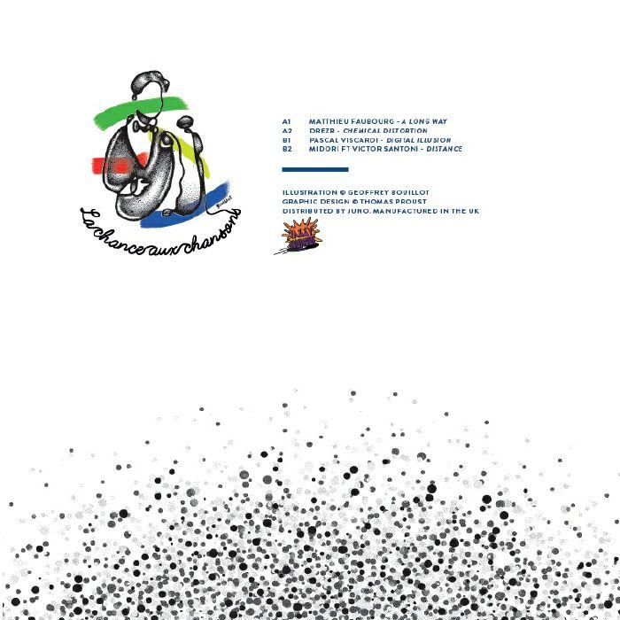 FAUBOURG, Matthieu/DREZB/PASCAL VISCARDI/MIDORI feat VICTOR SANTONI - La Chance Aux Chansons
