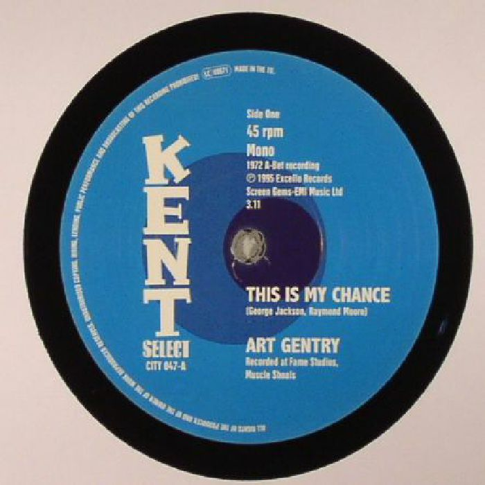 GENTRY, Art/SHIRLEY BROWN - This Is My Chance
