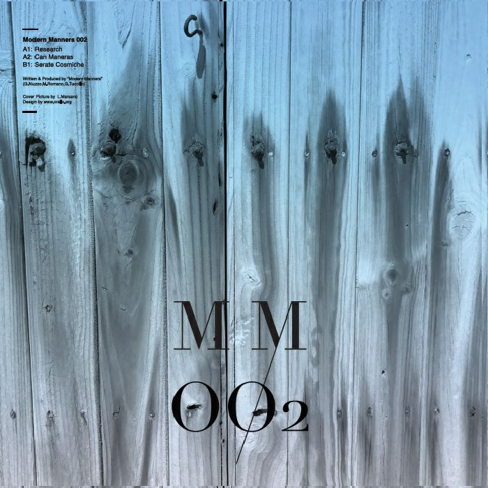 MODERN MANNERS - MM 002