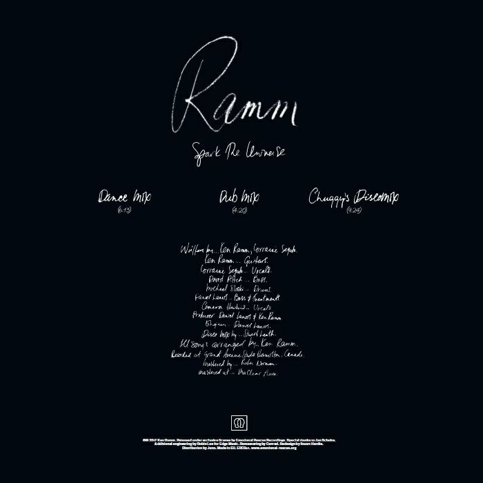 RAMM - Spark The Universe