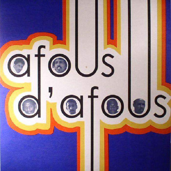 AFOUS D'AFOUS - Tenere