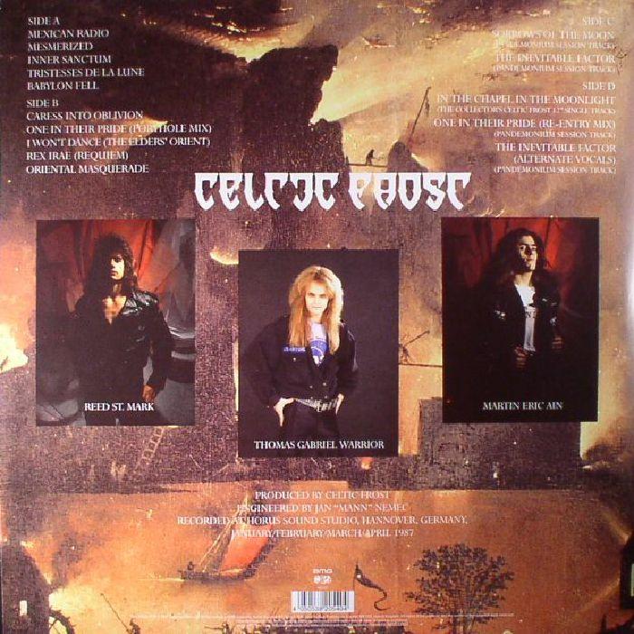 CELTIC FROST - Into The Pandemonium (reissue)