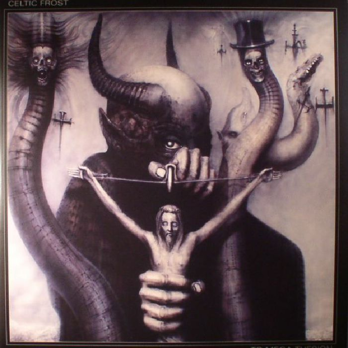 CELTIC FROST - To Mega Therion (reissue)