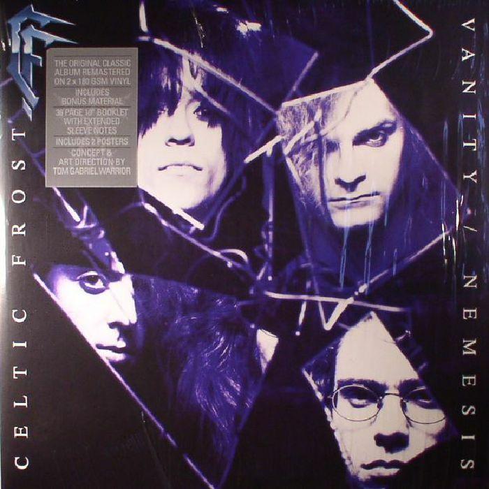 CELTIC FROST - Vanity/Nemesis (reissue)