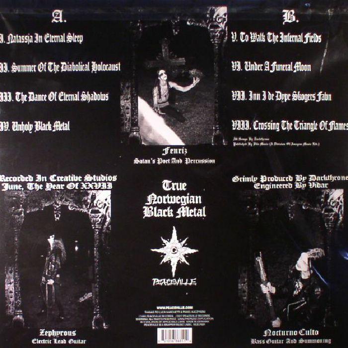 Darkthrone Under A Funeral Moon Vinyl At Juno Records