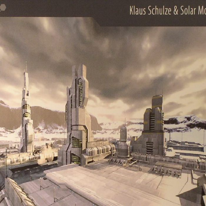 SCHULZE, Klaus/SOLAR MOON - Ultimate Docking