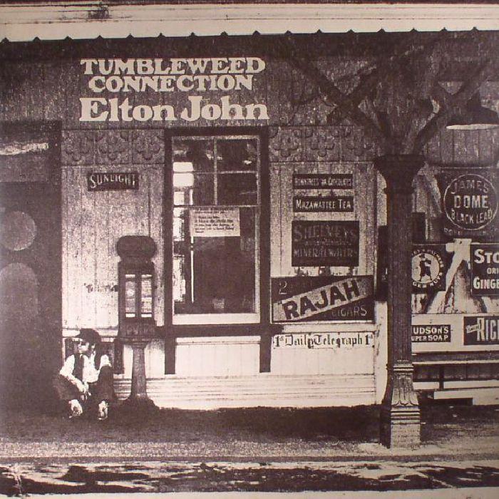 JOHN, Elton - Tumbleweed Connection (reissue) (remastered)