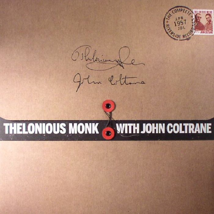 MONK, Thelonious with JOHN COLTRANE - The Complete Riverside Recordings