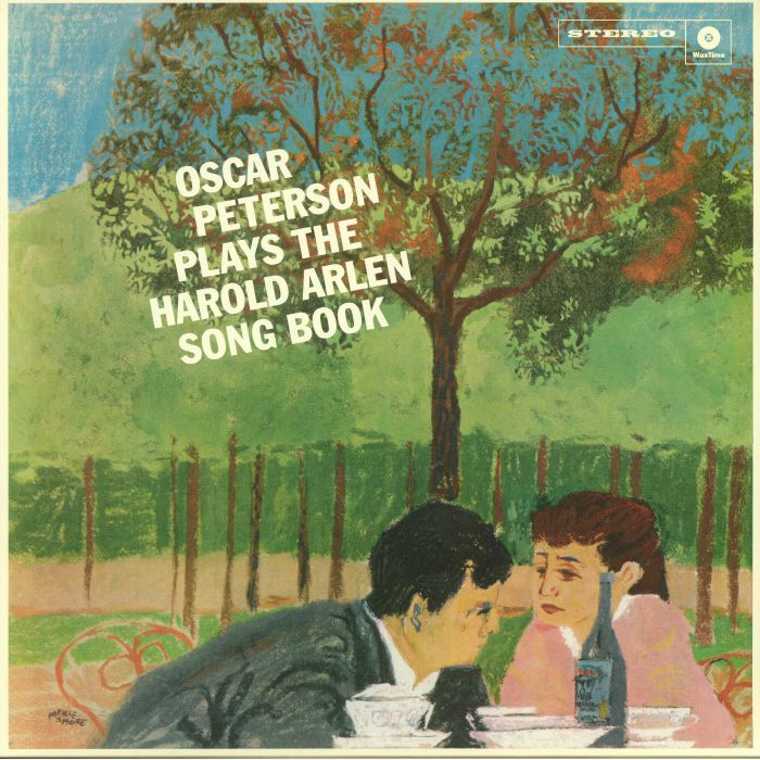 PETERSON, Oscar - Plays The Harold Arlen Song Book (reissue)