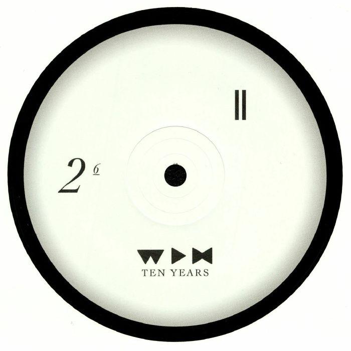 FCL/DJ LONGSLEEVE/REGGIE DOKES/LUV JAM - We Play House Recordings 10 Years Sampler 2
