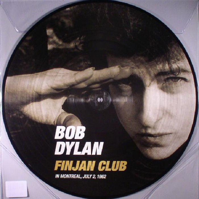 DYLAN, Bob - Finjan Club In Montreal July 2 1962