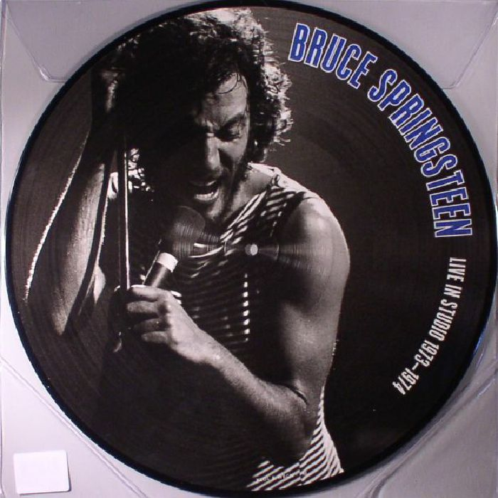 SPRINGSTEEN, Bruce - Live In Studio 1973-1974