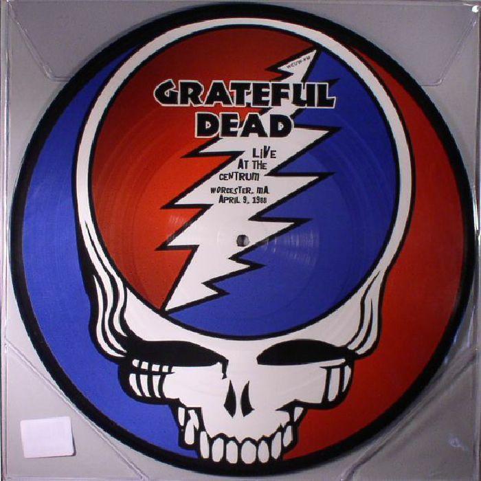 GRATEFUL DEAD - Live At The Centrum: Worcester MA April 9 1988