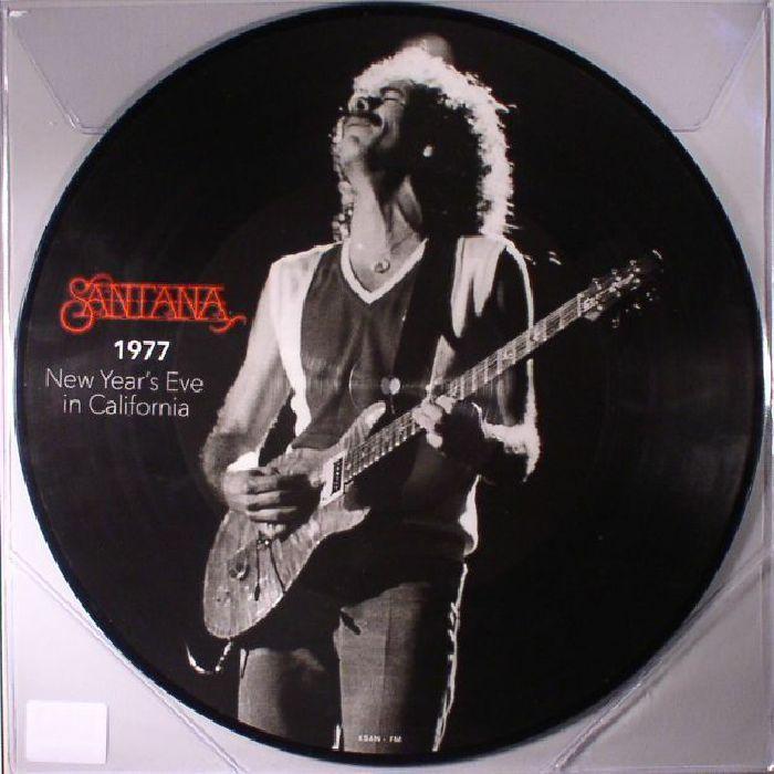 SANTANA - 1977: New Year's Eve In California