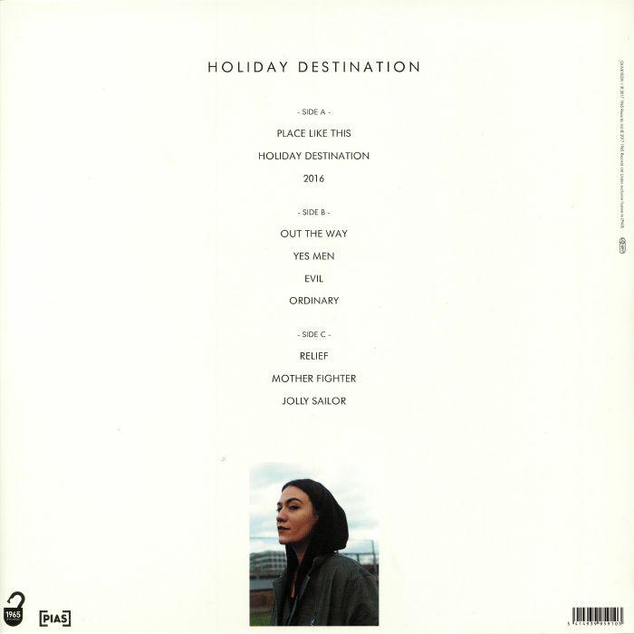 SHAH, Nadine - Holiday Destination