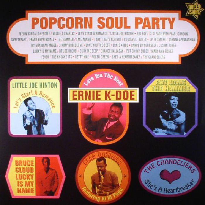 VARIOUS - Popcorn Soul Party