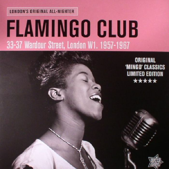 VARIOUS - The Flamingo Club: London's Original All Nighter