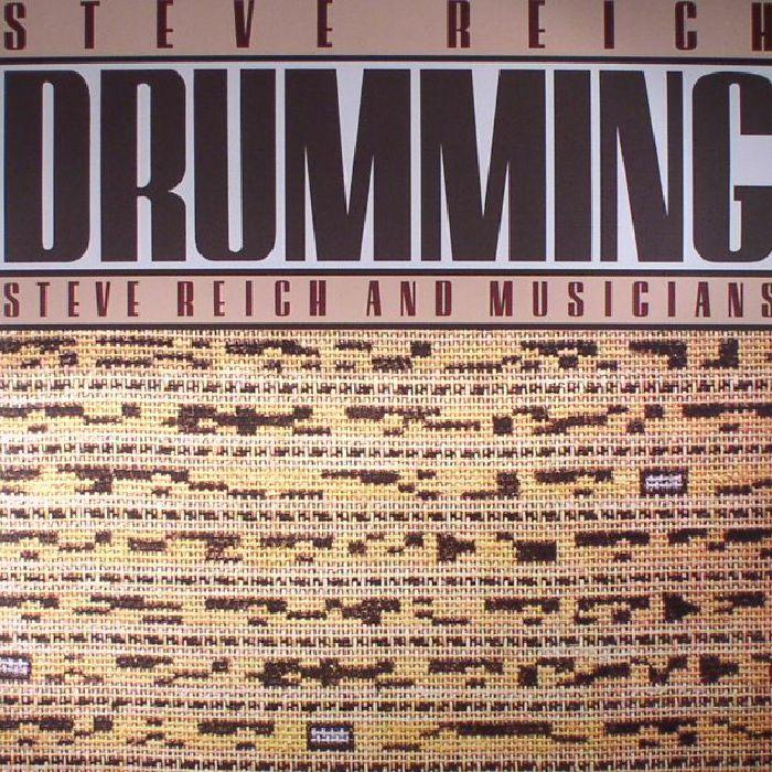 REICH, Steve - Drumming (remastered)