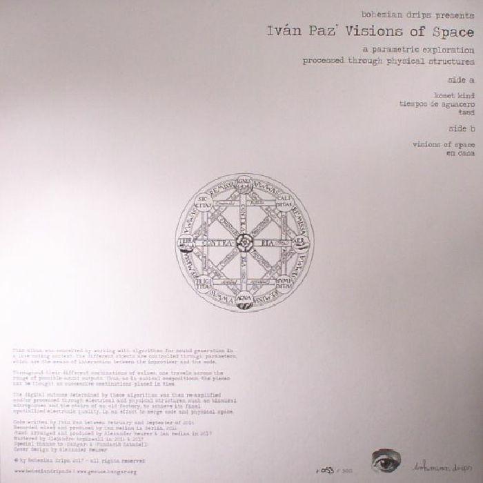PAZ, Ivan - Visions Of Space
