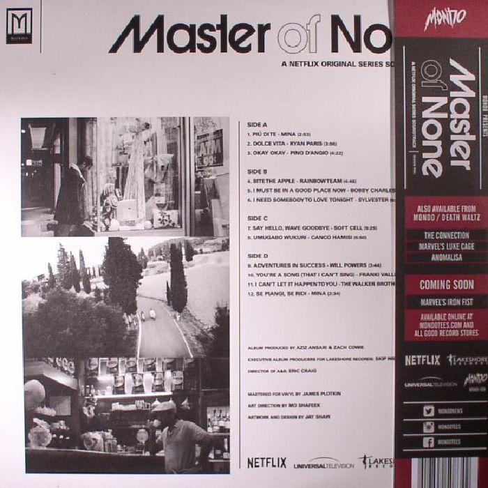 VARIOUS - Master Of None: Season 2 (Soundtrack)