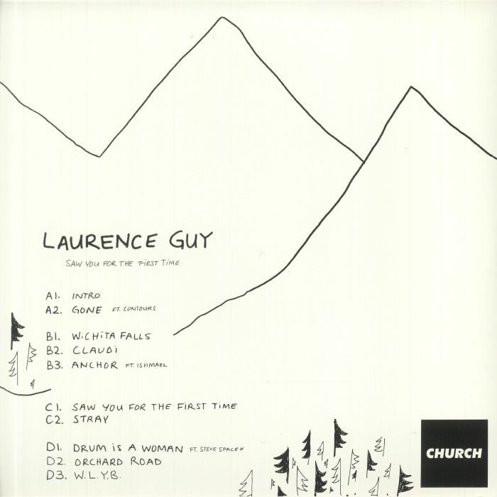 GUY, Laurence - Saw You For The First Time