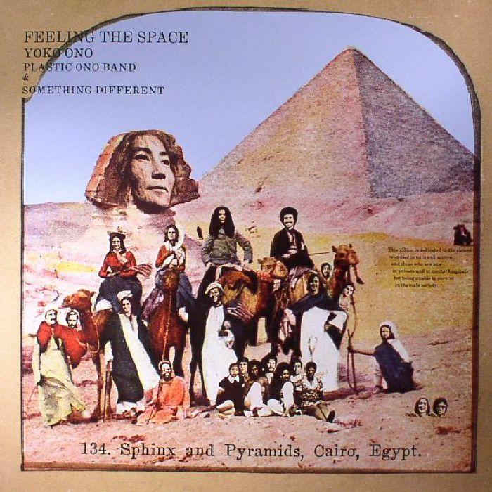 ONO, Yoko - Feeling The Space (reissue)