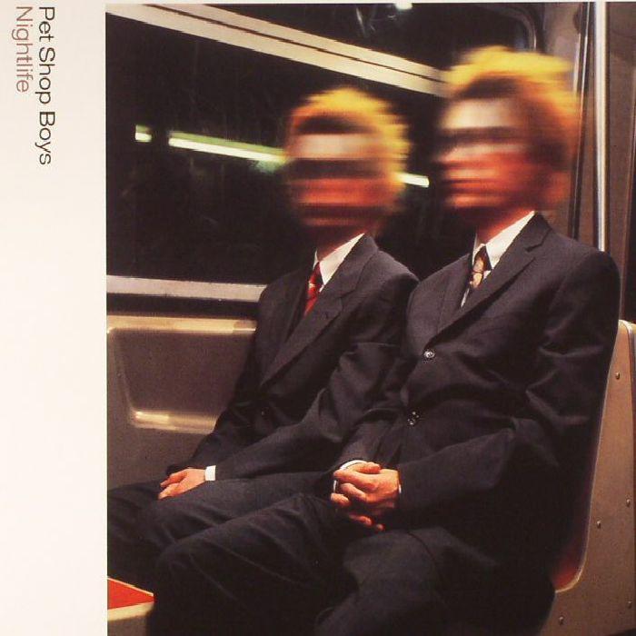 PET SHOP BOYS - Nightlife: Further Listening 1996-2000