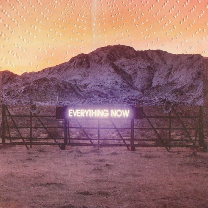 ARCADE FIRE - Everything Now: Day Version