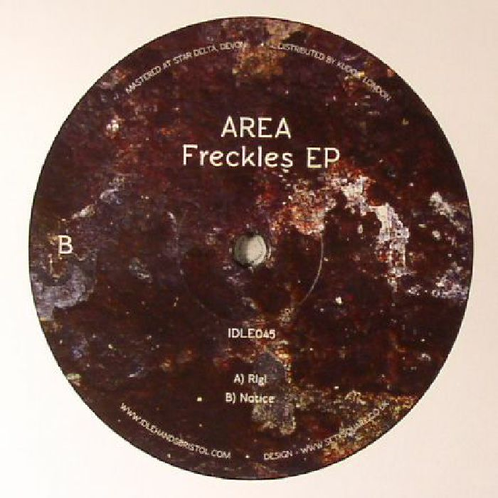 AREA - Freckles EP