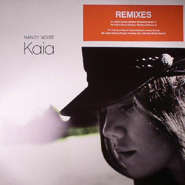 NOISE, Nancy - Kaia/Azizi's Dance (remixes)