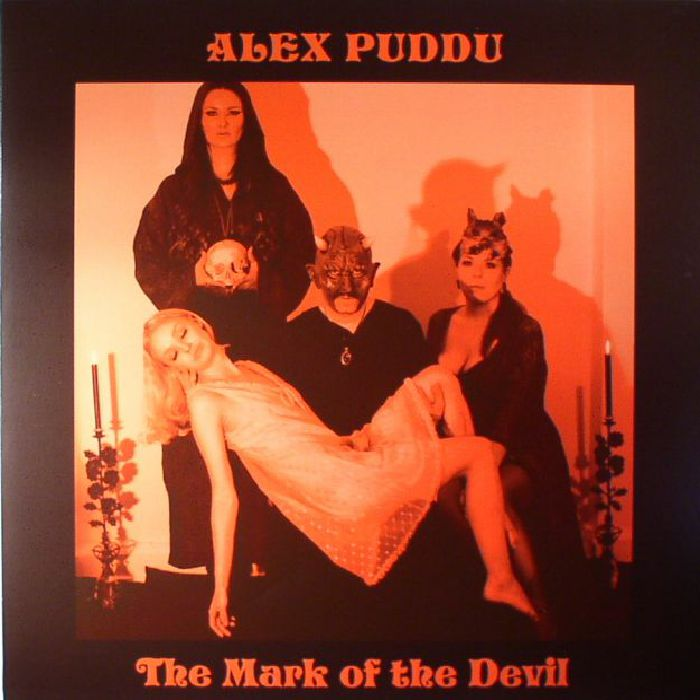 PUDDU, Alex - The Mark Of The Devil