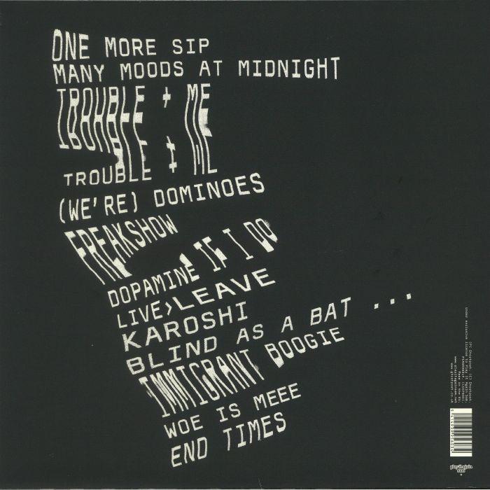 GHOSTPOET - Dark Days & Canapes