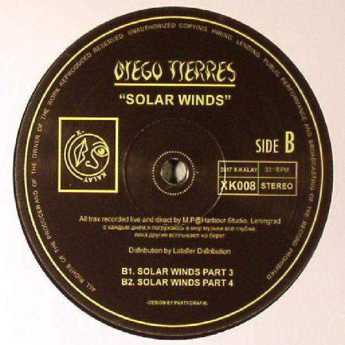 TIERRES, Diego - Solar Winds