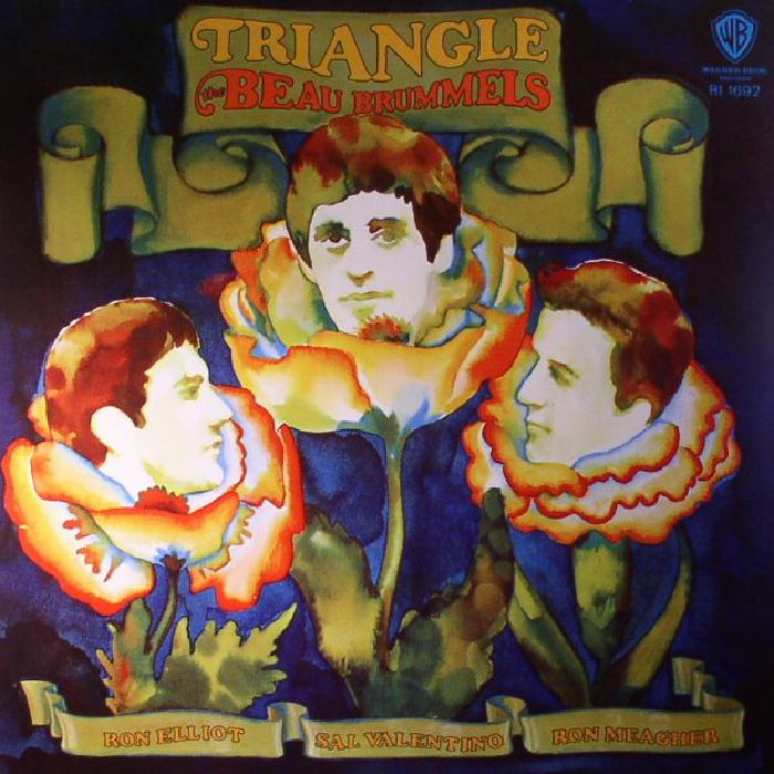 BEAU BRUMMELS, The - Triangle (mono) (reissue)
